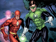 Flash / Green Lantern