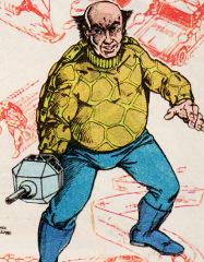 Turtle Man