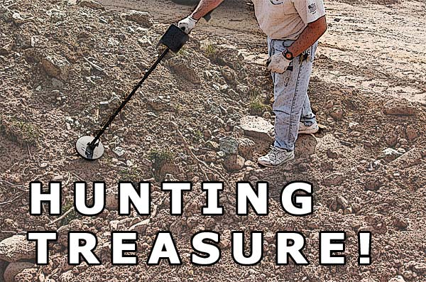 Hunting Treasure