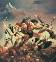 Conan Universe