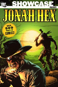 Showcase Presents Jonah Hex Volume 1 Cover