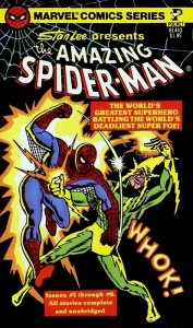 Amazing Spider-Man Pocket Book 1 Cover