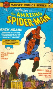 Amazing Spider-Man Pocket Book 2 Cover