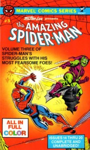 Amazing Spider-Man Pocket Book 3 Cover