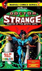 Doctor Strange Pocket Book 1 Cover