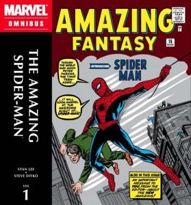 The Amazing Spider-Man Omnibus Vol 1
