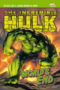 Incredible Hulk: World's End Cover