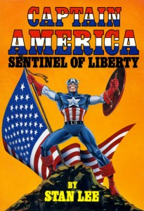 Captain America Sentinel Of Liberty by Fireside Cover