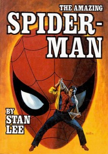 Amazing Spider-Man by Fireside Cover