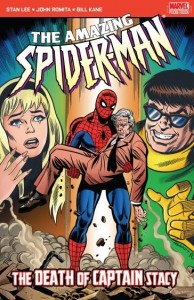 Amazing Spider-Man The Death Of Captain Stacy Cover