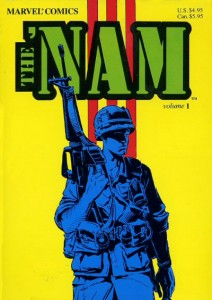 The Nam Volume 1 Cover