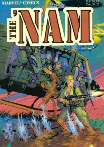 The Nam Volume 2 Cover