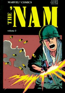 The Nam Volume 3 Cover