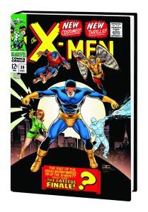 X-Men Omnibus Volume 2 Cover