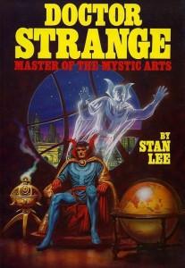 Doctor Strange Master Of The Mystic Arts Fireside Cover