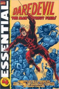 Essential Daredevil Vol 4