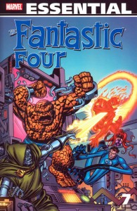 Essential Fantastic Four Vol 7