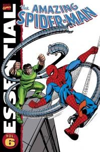 Essential Spider-Man Volume 6 Cover