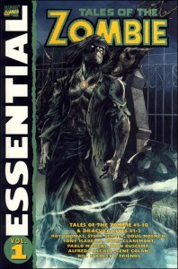Essential Tales of the Zombie Vol 1