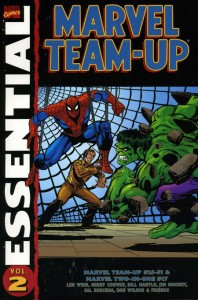 Essential Marvel Team-Up Vol 2