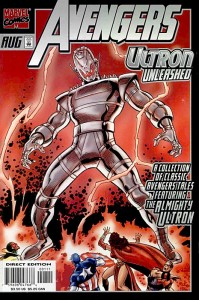 Avengers Ultron Unleashed Cover