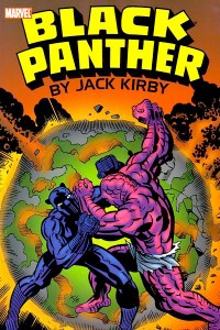 Black Panther By Jack Kirby Volume 2 Cover