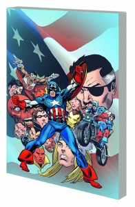 Essential Captain America Volume 6 Temp Cover