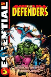 Essential Defenders Vol 3