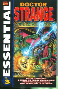 Essential Doctor Strange Vol 3