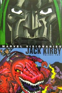 Marvel Visionaries Jack Kirby Vol 2