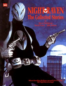 Night Raven The Collected Stories Cover