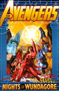 The Avengers Nights of Wundagore