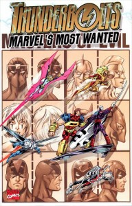 Thunderbolts Marvels Most Wanted Cover