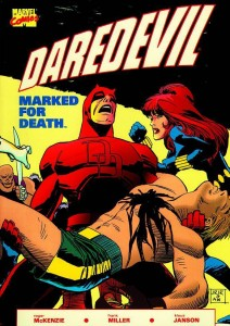 Daredevil Marked for Death