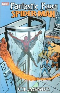 Fantastic Four Spider-Man Classic