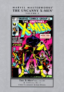 Marvel Masterworks The Uncanny X-Men Volume 5 Cover
