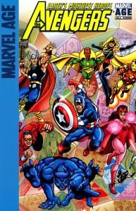 Target Avengers Earths Mightiest Heroes Cover