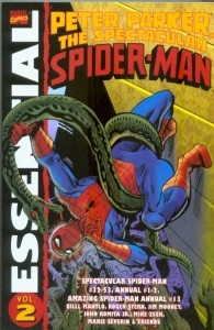 0651 Essential Peter Parker Vol 2
