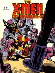 The X-Men Companion II Cover
