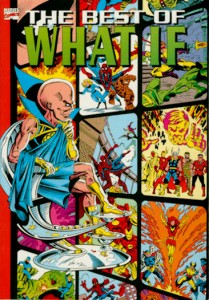 Best Of What If? Cover