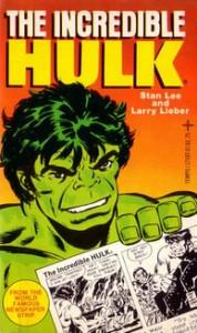 Incredible Hulk Newspaper Strips Vol. 1 Cover