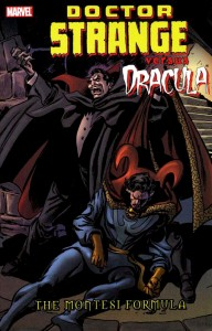 Doctor Strange Vs Dracula The Montesi Formula Cover