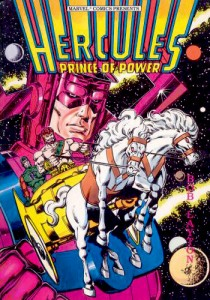 Hercules Prince Of Power Cover
