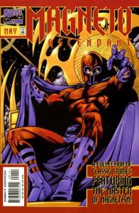 Magneto Ascendant Cover