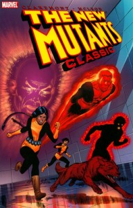 New Mutants Classic Volume 1 Cover