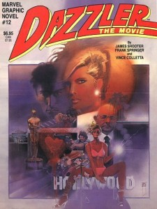 Dazzler The Movie Cover