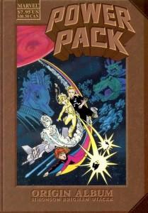 Power Pack Origin Album Cover