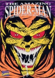 Spider-Man The Origin Of The Hobgoblin Cover