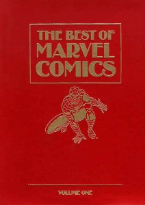 The Best Of Marvel Comics Cover