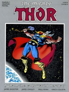 Thor I Whom The Gods Would Destroy Cover